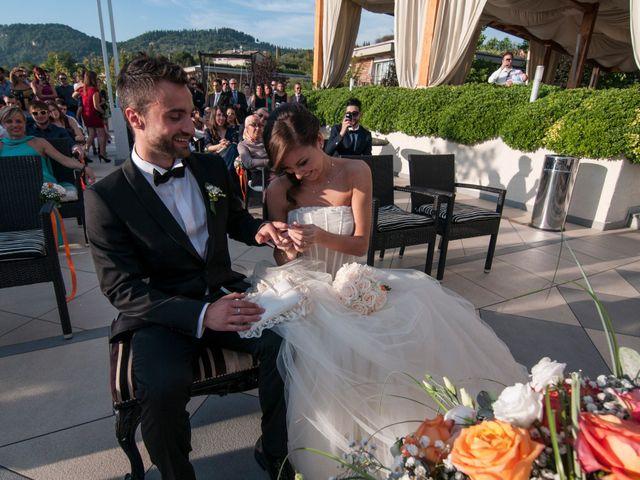 Il matrimonio di Marco e Zineb a Bardolino, Verona 26