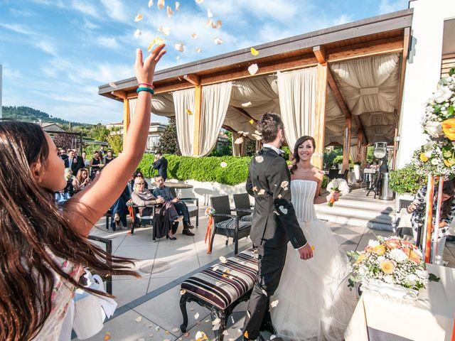 Il matrimonio di Marco e Zineb a Bardolino, Verona 27