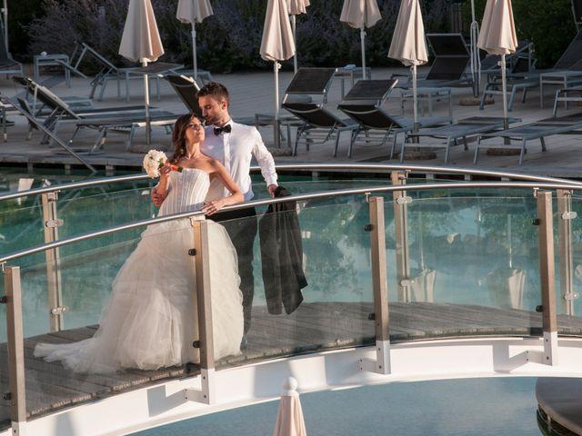 Il matrimonio di Marco e Zineb a Bardolino, Verona 29