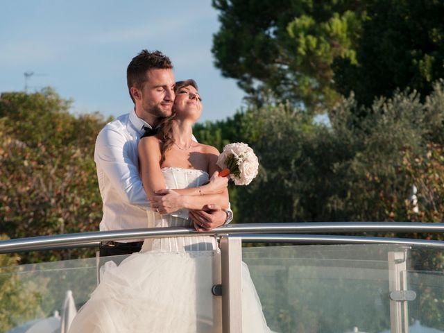 Il matrimonio di Marco e Zineb a Bardolino, Verona 30
