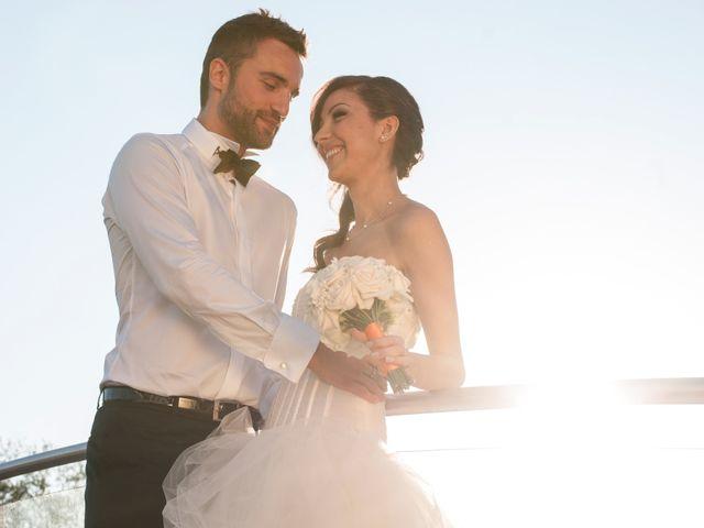 Il matrimonio di Marco e Zineb a Bardolino, Verona 31
