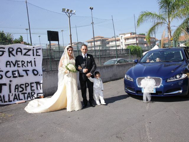 Il matrimonio di Valeria e Ezio a Catania, Catania 1