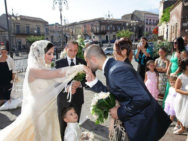 Il matrimonio di Valeria e Ezio a Catania, Catania 12
