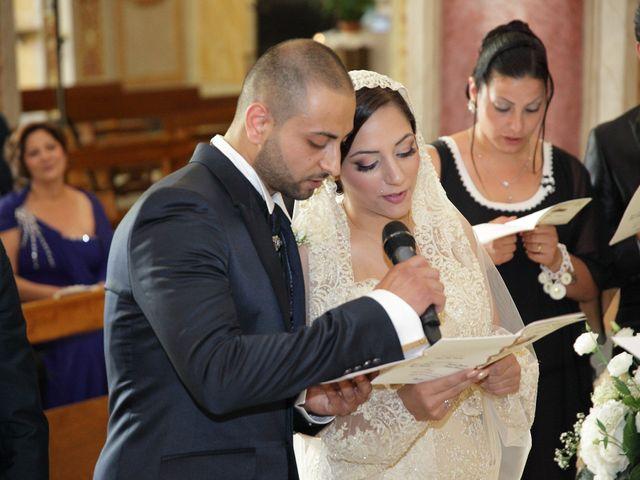 Il matrimonio di Valeria e Ezio a Catania, Catania 13