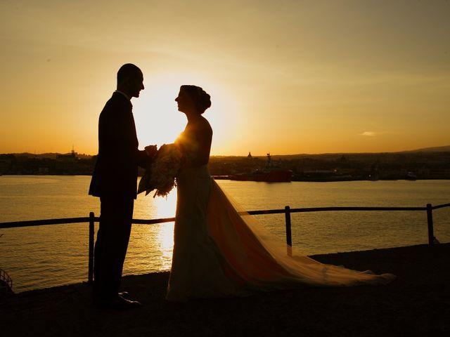 Il matrimonio di Valeria e Ezio a Catania, Catania 14