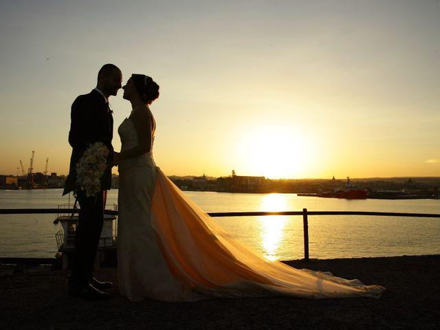 Il matrimonio di Valeria e Ezio a Catania, Catania 15