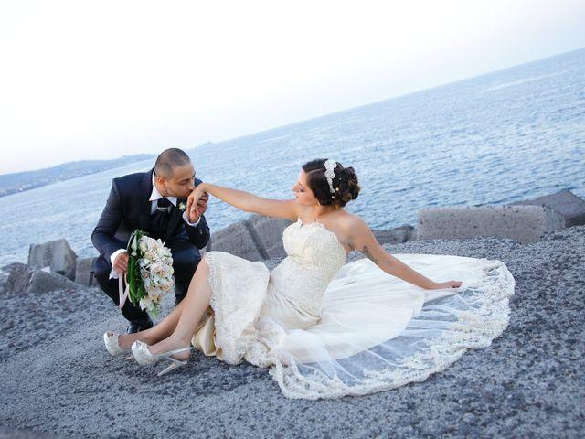 Il matrimonio di Valeria e Ezio a Catania, Catania 19