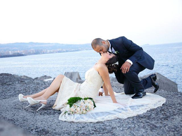 Il matrimonio di Valeria e Ezio a Catania, Catania 20