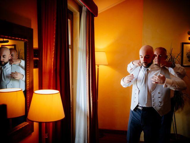Il matrimonio di Lorenzo e Serena a San Francesco al Campo, Torino 13