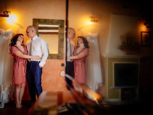 Il matrimonio di Lorenzo e Serena a San Francesco al Campo, Torino 24
