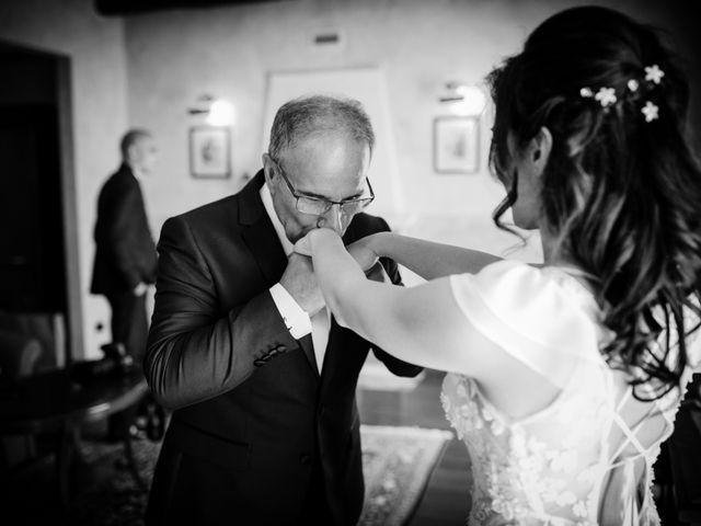 Il matrimonio di Lorenzo e Serena a San Francesco al Campo, Torino 34