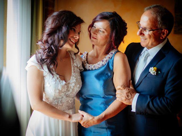 Il matrimonio di Lorenzo e Serena a San Francesco al Campo, Torino 35