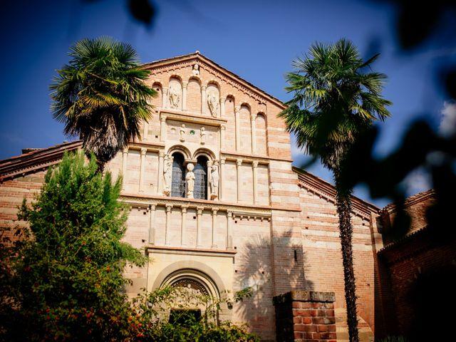 Il matrimonio di Lorenzo e Serena a San Francesco al Campo, Torino 36
