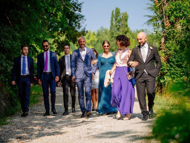 Il matrimonio di Lorenzo e Serena a San Francesco al Campo, Torino 37
