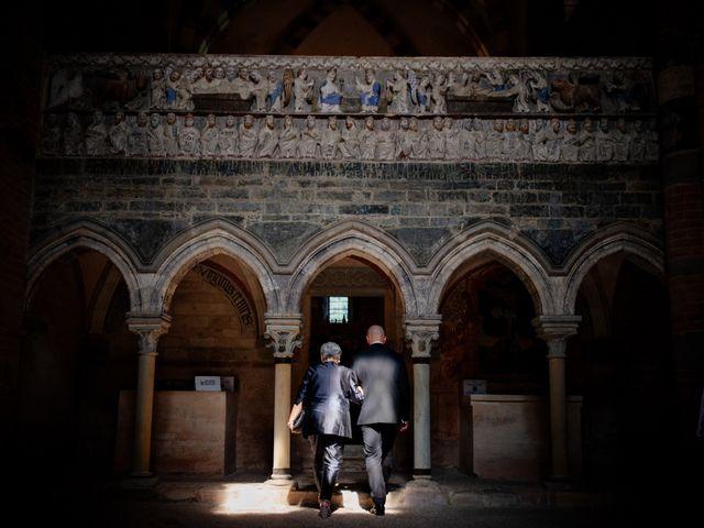 Il matrimonio di Lorenzo e Serena a San Francesco al Campo, Torino 39