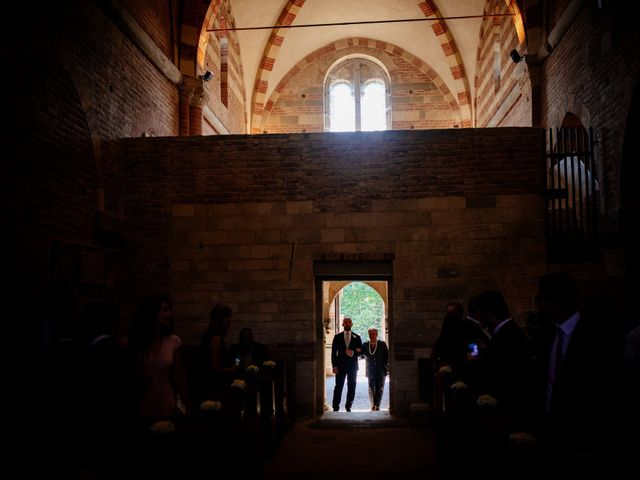Il matrimonio di Lorenzo e Serena a San Francesco al Campo, Torino 40