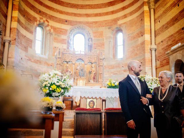 Il matrimonio di Lorenzo e Serena a San Francesco al Campo, Torino 41