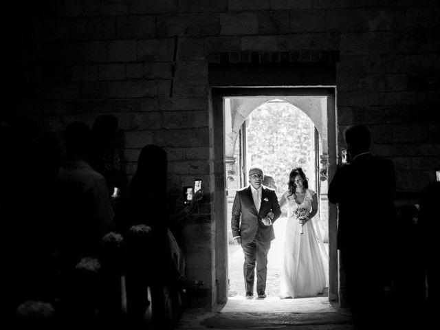 Il matrimonio di Lorenzo e Serena a San Francesco al Campo, Torino 45