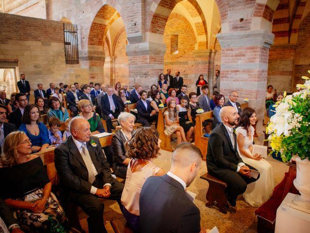 Il matrimonio di Lorenzo e Serena a San Francesco al Campo, Torino 48