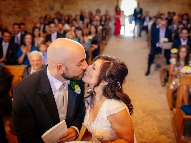 Il matrimonio di Lorenzo e Serena a San Francesco al Campo, Torino 50