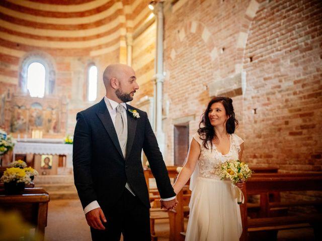 Il matrimonio di Lorenzo e Serena a San Francesco al Campo, Torino 53