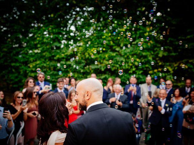 Il matrimonio di Lorenzo e Serena a San Francesco al Campo, Torino 54