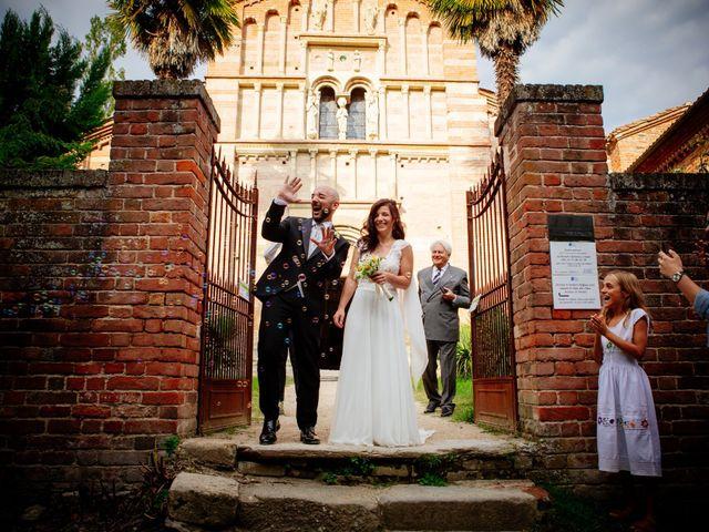 Il matrimonio di Lorenzo e Serena a San Francesco al Campo, Torino 55