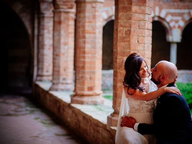 Il matrimonio di Lorenzo e Serena a San Francesco al Campo, Torino 59