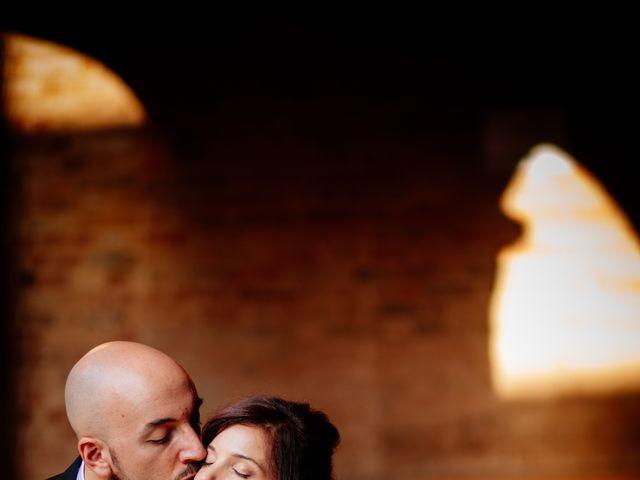 Il matrimonio di Lorenzo e Serena a San Francesco al Campo, Torino 61