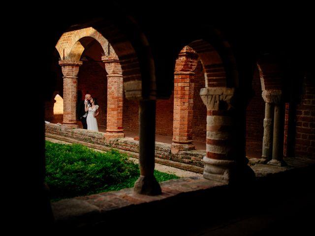 Il matrimonio di Lorenzo e Serena a San Francesco al Campo, Torino 62