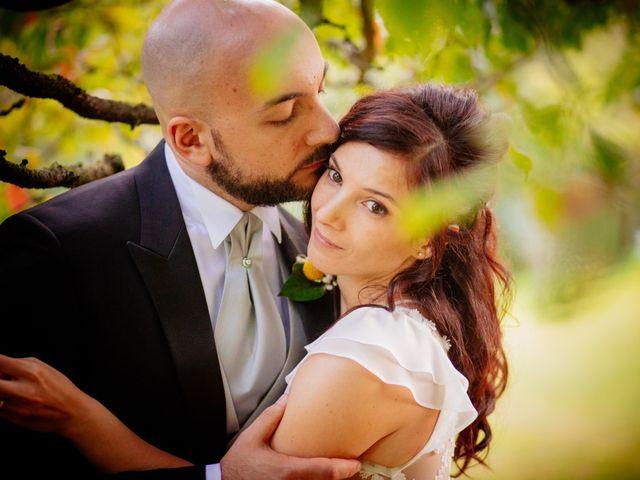 Il matrimonio di Lorenzo e Serena a San Francesco al Campo, Torino 68