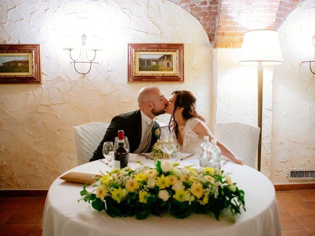 Il matrimonio di Lorenzo e Serena a San Francesco al Campo, Torino 82