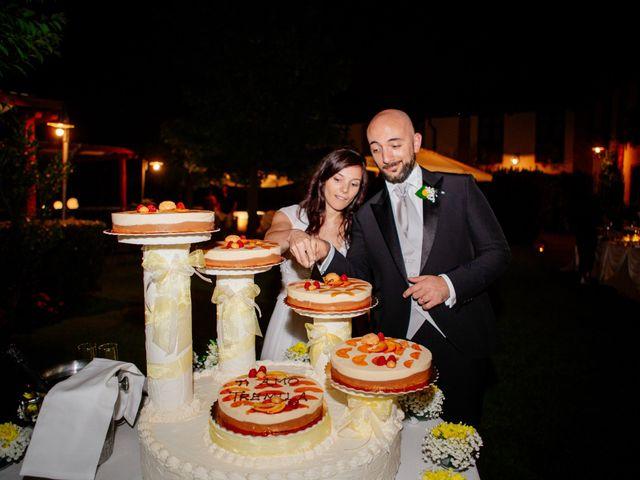 Il matrimonio di Lorenzo e Serena a San Francesco al Campo, Torino 87