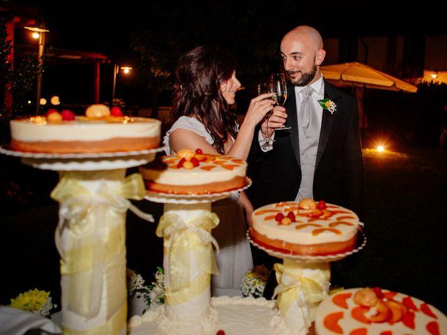 Il matrimonio di Lorenzo e Serena a San Francesco al Campo, Torino 89