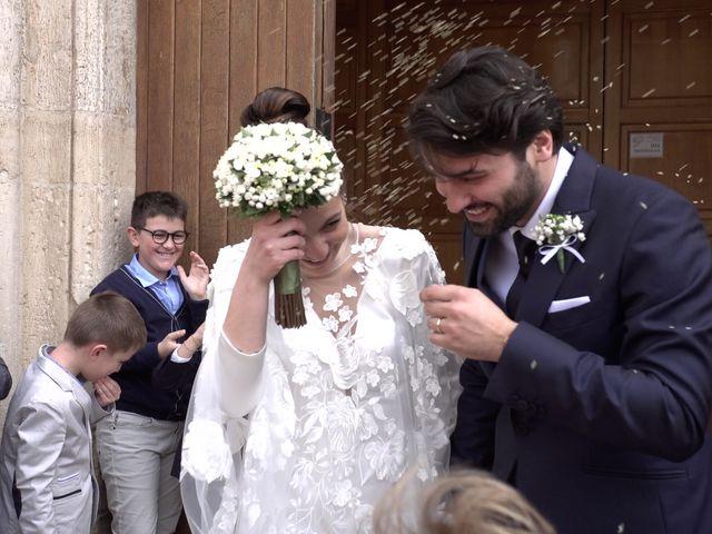 Le nozze di Amelia e Leo