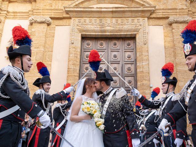 Il matrimonio di Marco e Alessia a Agrigento, Agrigento 1