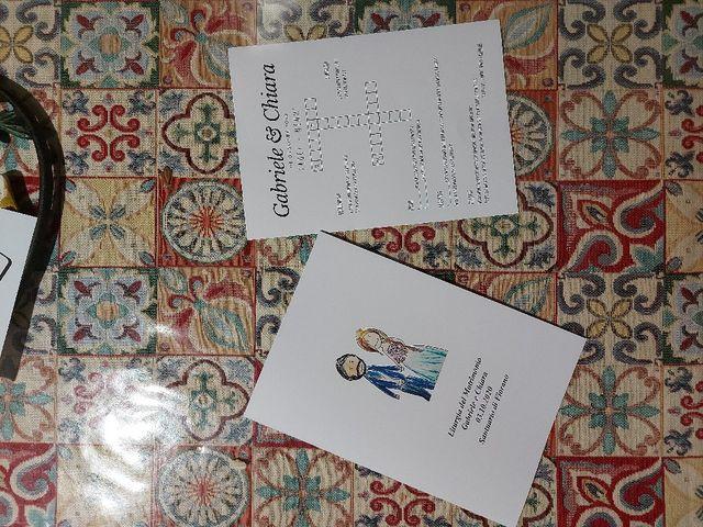 Il matrimonio di Gabriele  e Chiara a Fiorano Modenese, Modena 24