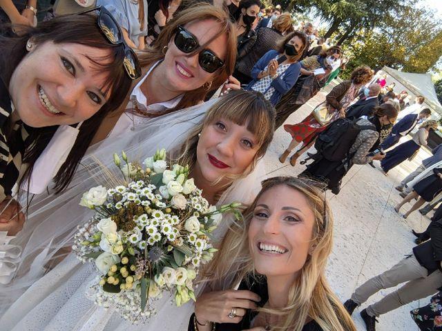 Il matrimonio di Gabriele  e Chiara a Fiorano Modenese, Modena 31