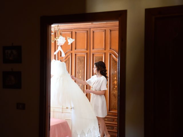 Il matrimonio di Francesco e Giada  a Grottaferrata, Roma 11