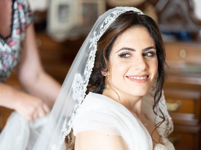 Il matrimonio di Francesco e Giada  a Grottaferrata, Roma 15