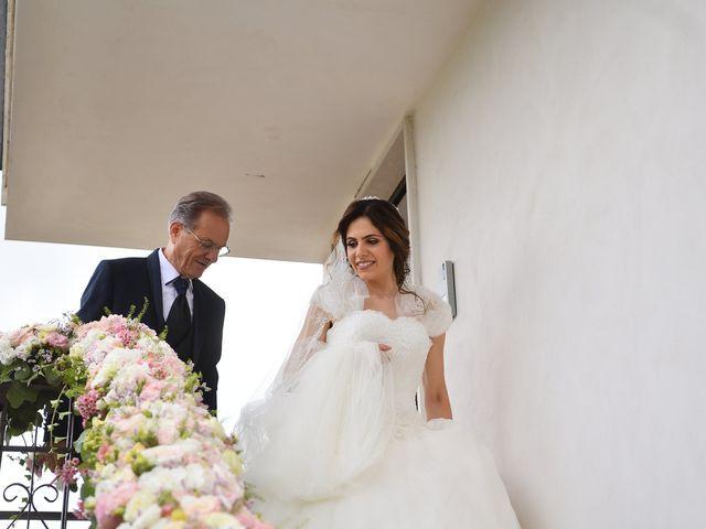 Il matrimonio di Francesco e Giada  a Grottaferrata, Roma 16