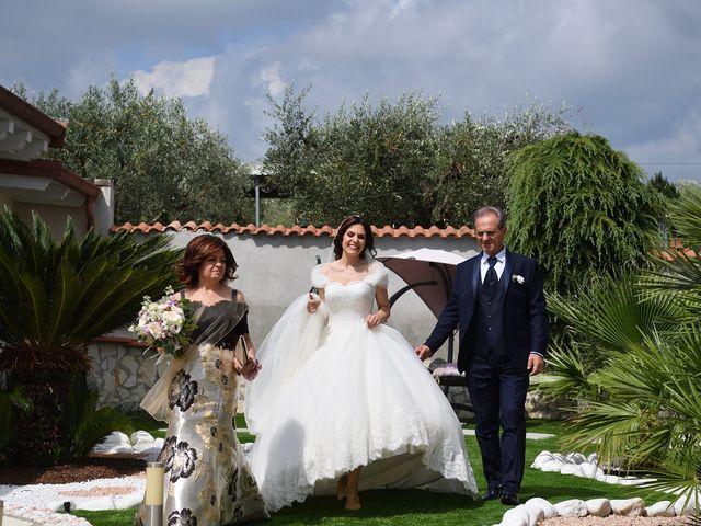 Il matrimonio di Francesco e Giada  a Grottaferrata, Roma 19