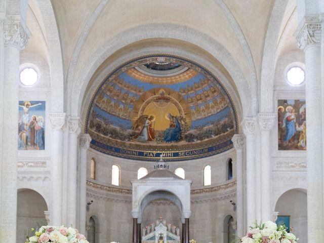 Il matrimonio di Francesco e Giada  a Grottaferrata, Roma 22