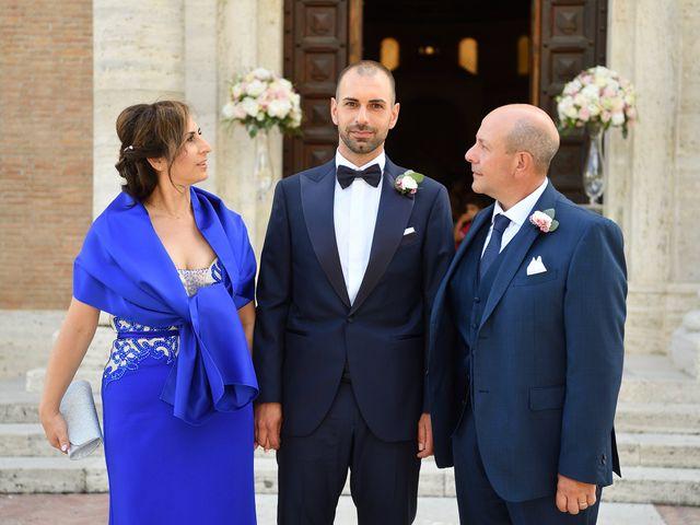 Il matrimonio di Francesco e Giada  a Grottaferrata, Roma 24