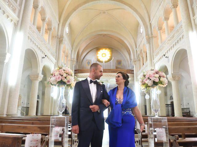 Il matrimonio di Francesco e Giada  a Grottaferrata, Roma 25