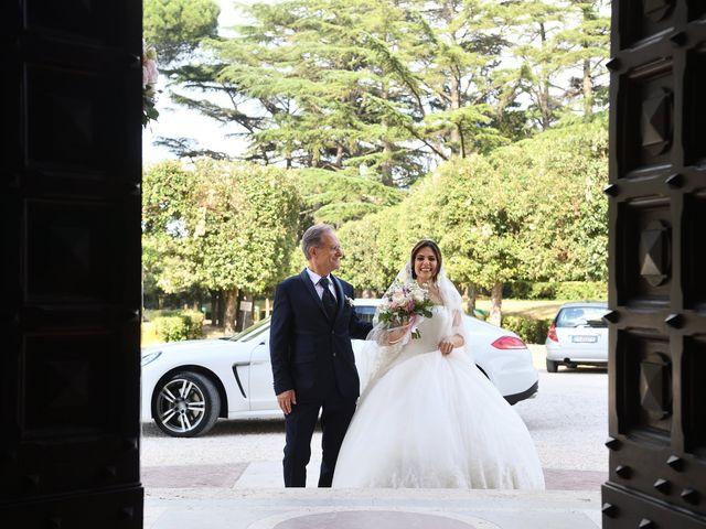 Il matrimonio di Francesco e Giada  a Grottaferrata, Roma 27
