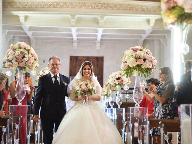 Il matrimonio di Francesco e Giada  a Grottaferrata, Roma 28