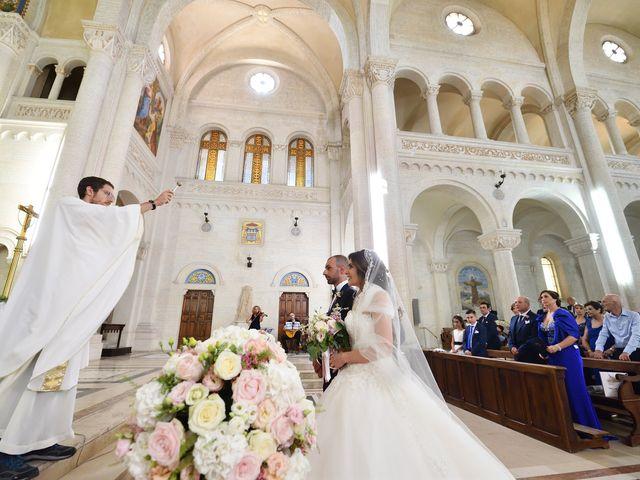 Il matrimonio di Francesco e Giada  a Grottaferrata, Roma 29