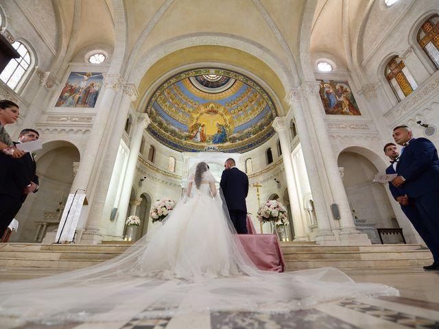 Il matrimonio di Francesco e Giada  a Grottaferrata, Roma 30