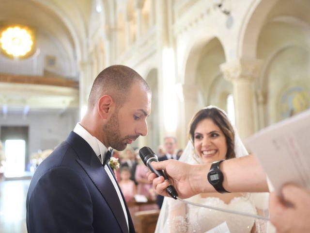 Il matrimonio di Francesco e Giada  a Grottaferrata, Roma 32